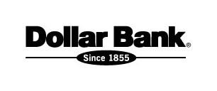 Dollar Bank Logo Blk