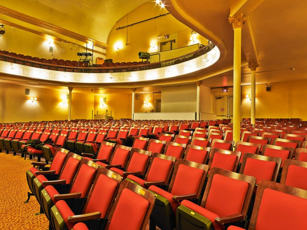 Website Music Hall
