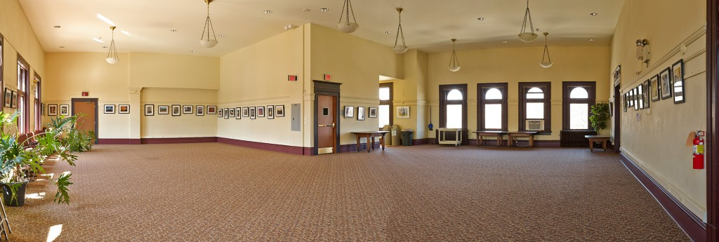 Website Reception Hall